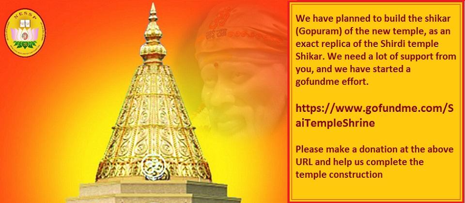 NESSP Shikhar(Gopuram) Update