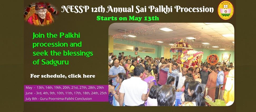 Palkhi Procession Schedule