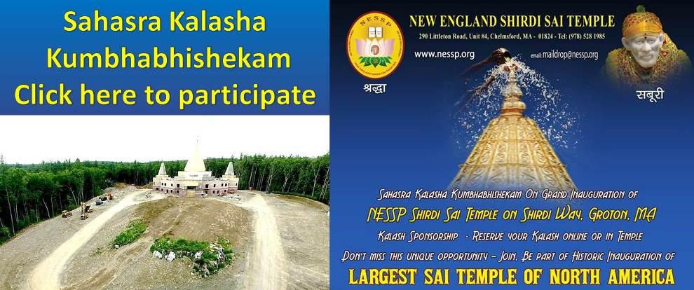 Kumbhabhishekam for Inauguration