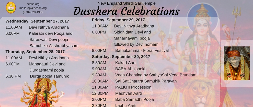 Dussehra Celebrations 2017