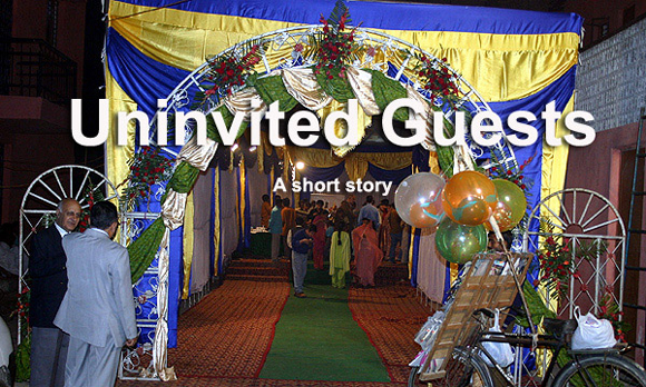 uninvited guest a story Written by shamik dhar of st louis mo, united states, short story 'the uninvited guest' is listed as fiction under short stories for adults in the theme of drama.