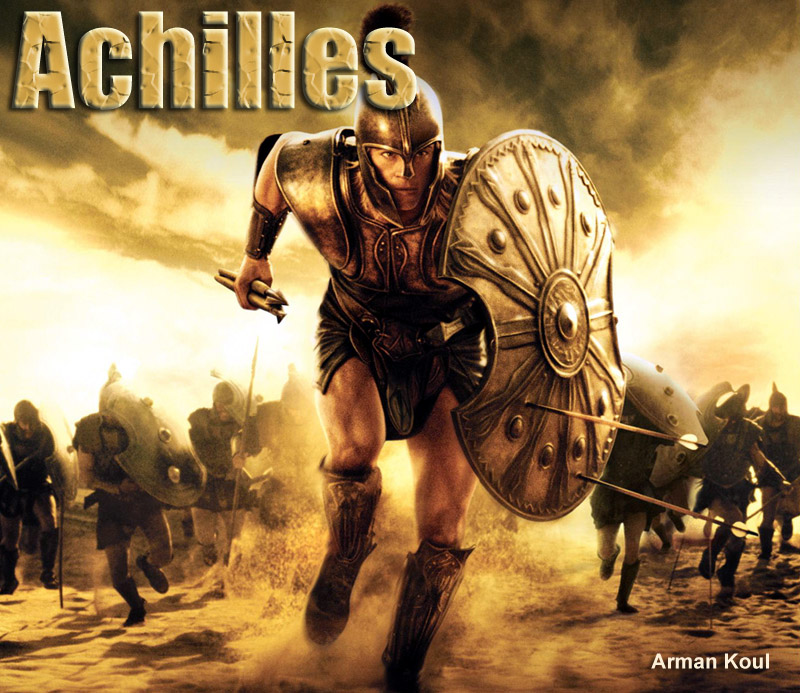 iliad achilles hero The homeric iliad and the glory of the unseasonal hero the hero is not a major figure of the iliad, like achilles rather, the hero here in text b is.