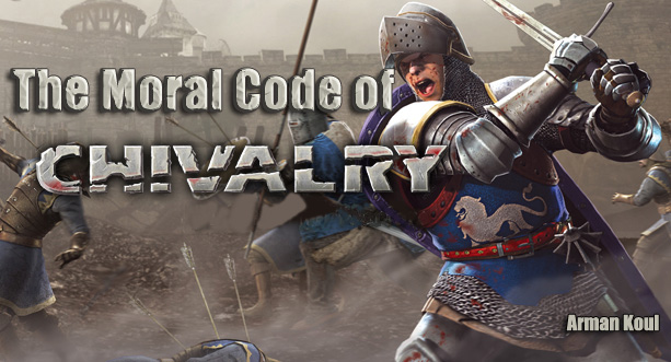 code of chivalry king arthur essay