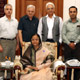 AIKS deligation meets President of India