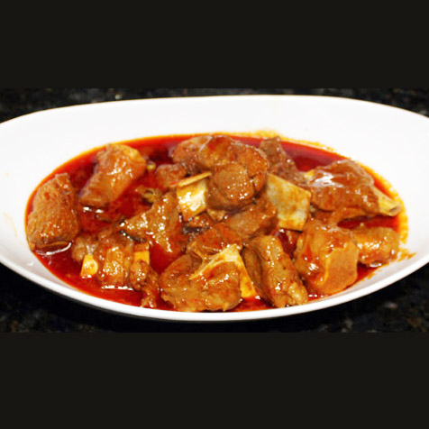 Kashmiri Recipe Roganjosh